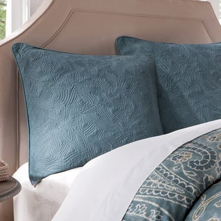 Harbor House Belcourt Cotton Quilted Euro Sham