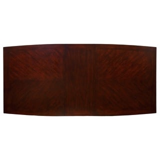 Furniture of America Lyzandrie Contemporary Dining Table with LED Base