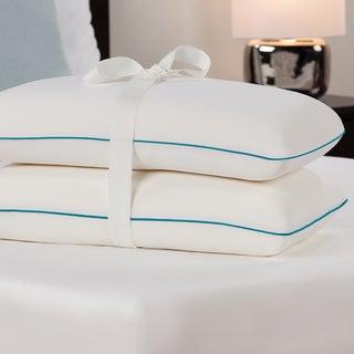 Comfort Memories Molded Memory Foam Pillow (Set of 2)