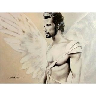 'Mythological' Canvas Oil Painting