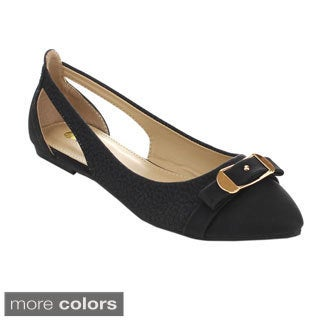 Machi Women's 'Talia-2' Friendly Casual Flats