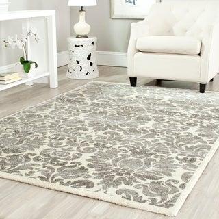 Safavieh Porcello Grey/ Ivory Rug (9' x 12')