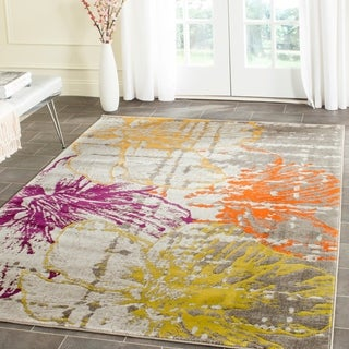 Safavieh Porcello Ivory/ Grey Rug (8'2 x 11')