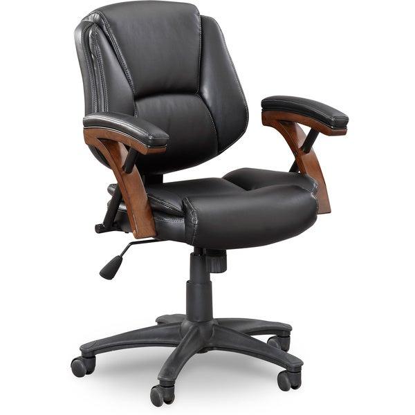 Art Van Zeta Desk Chair Overstock Shopping Great Deals On Art Van Furniture Office Chairs
