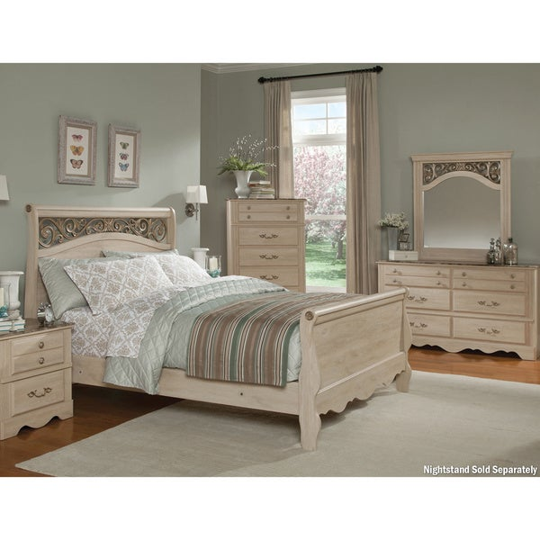 Art Van 6 Piece Queen Bedroom Set Overstock Shopping Big Discounts On Art