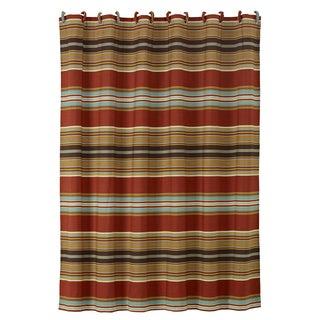 HiEnd Accents Calhoun Shower Curtain