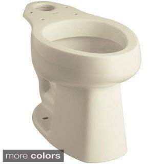 Windham 1.28 GPF or 1.6 GPF Elongated Toilet Bowl
