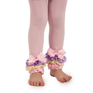 Girl's Pastel Princess Legging