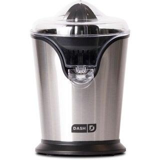 Dash JB085SS Stainless Steel Citrus Juicer