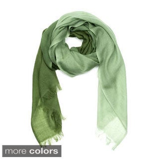 Ombre Cashmere Blend Scarf