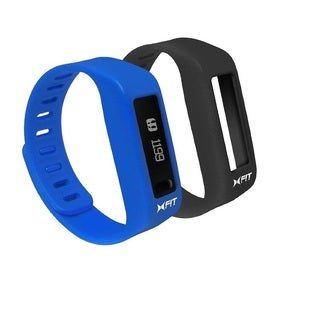 XFIT Wireless Bluetooth Activity/ Fitness Tracker Watch with 5 on screen Display modes