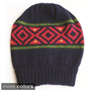 Raleigh Alpaca Hat (Bolivia)