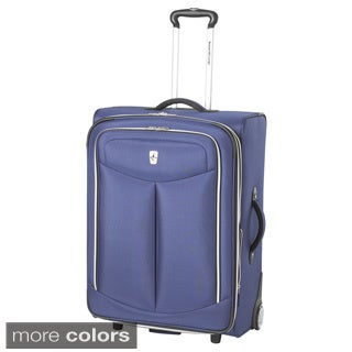 Atlantic by Travelpro Ultralite 2 28-inch Large Expandable Rolling Upright Suitcase
