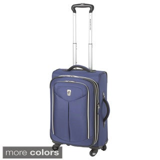 Atlantic by Travelpro Ultralite 2 21-inch Carry On Expandable Spinner Upright Suitcase
