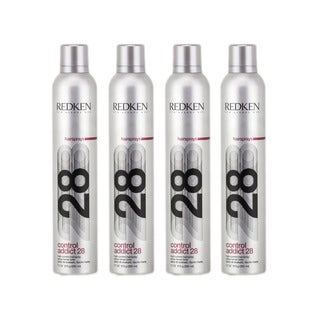 Redken Control Addict 28 High Control 11-ounce Hairspray (Pack of 4)