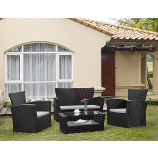 Marbella 4-piece Outdoor Lounge Set