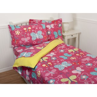 Kids' Butterfly Nest Comforter Set & Sheet Set Collection