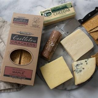 New England Farmhouse Cheese Collection