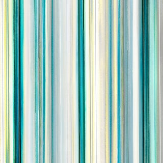'Spring Stripes II' Gallery Wrapped Canvas Wall Art