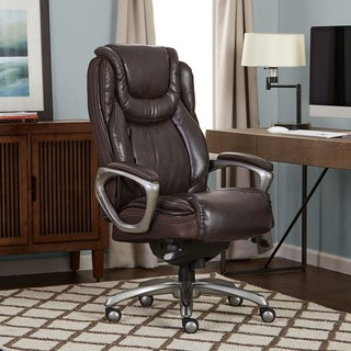 Serta Big and Tall Smart Layers Executive Office Chair