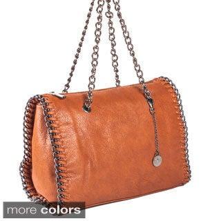 Hollis Chained Shoulder Bag