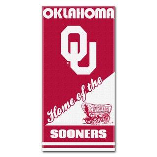 COL 911 Oklahoma Home Beach Towel