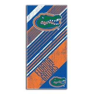COL 911 Florida Diagonal Beach Towel