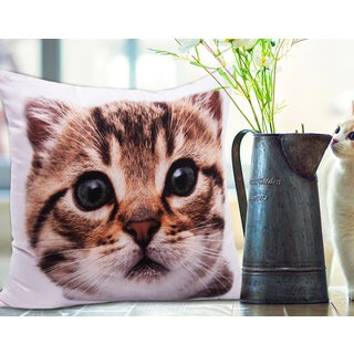 Jovi Home Kitty Decorative Pillow Covers (set of 2)
