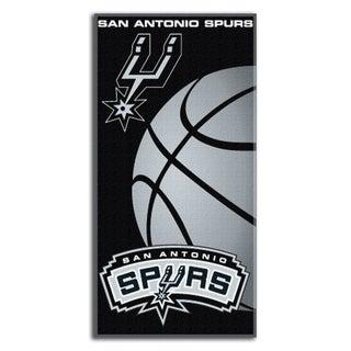 NBA 911 Spurs Emblem Beach Towel