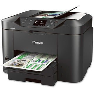 Canon MAXIFY MB2320 Inkjet Multifunction Printer - Color - Plain Pape