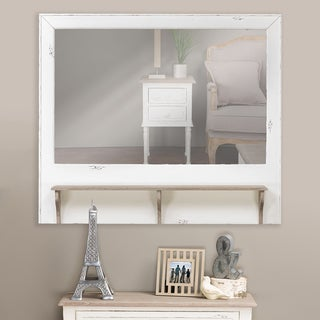 Dauphine Traditional French Accent Wall Mirror