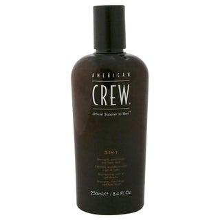 American Crew 3-in-1 Shampoo, Conditioner & Body Wash