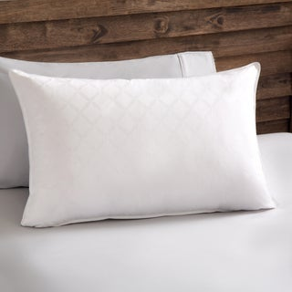 Jessica McClintock 700 Fill Power PurDown Antimicrobial Hypoallergenic White Down Pillow