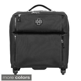 Rose Tree Executive Collection 15-inch Carry-on Rolling Business Case