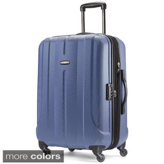 Samsonite Fiero 24-inch Expandable Hardside Spinner Upright Suitcase