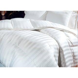 Hotel Grand Zurich 1300 Thread Count Silk/ Cotton Hungarian Goose Down Comforter