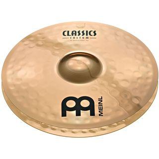 Meinl Cymbals CC14MH-B Classics Custom 14-inch Brilliant Medium Hi Hat