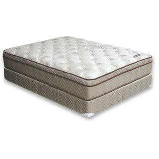 Furniture of America Dreamax 13-inch California King-size Euro Top Mattress