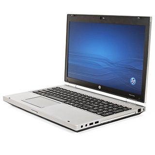 HP Elitebook 8560P Core I7-Quad 2.2Ghz 2nd Gen 2720Qm 8GB 120GB SSD DVDRW 15.6-inch Display W7P64 Cam (Refurbished)