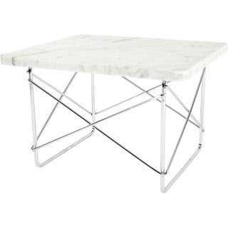 White Marble Tea Table