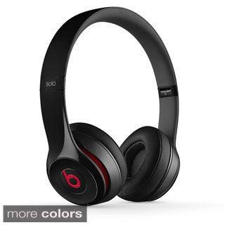 Beats by Dre Solo2 Wireless Over-ear Headphones
