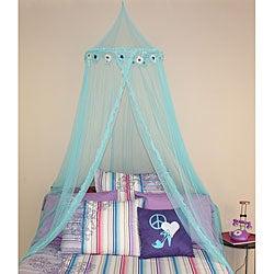 Blue Daisy Canopy