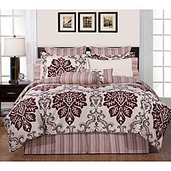 Country Ridge Queen-size 8-piece Comforter Set