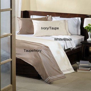 Egyptian Cotton 1600-Thread-Count Oversized Solid Sheet Set