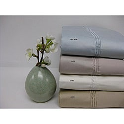 Egyptian Cotton Solid Sateen 800 Thread Count Pillowcases