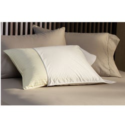 Elementa Poly/ Cotton 180 Thread Count Pillow Protectors (Set of 12)