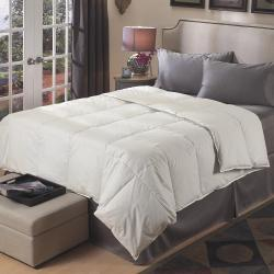 Famous Maker White Down Select All Season Comforter