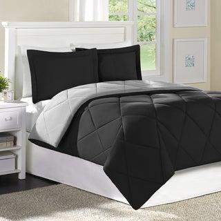 Home Essence Columbine Full/ Queen-size Down Alternative 3-piece Comforter and Sham Set