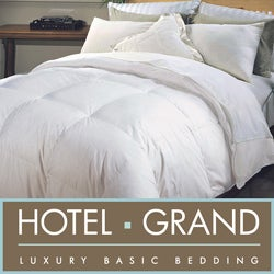 Hotel Grand Naples 700 Thread Count Down Alternative Comforter