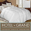 Hotel Grand Tencel Check Down Alternative Comforter